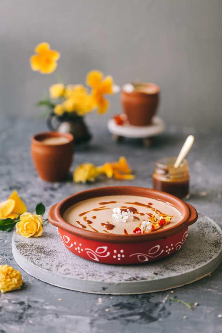 Mishti Doi - Bengali Sweetened Yogurt