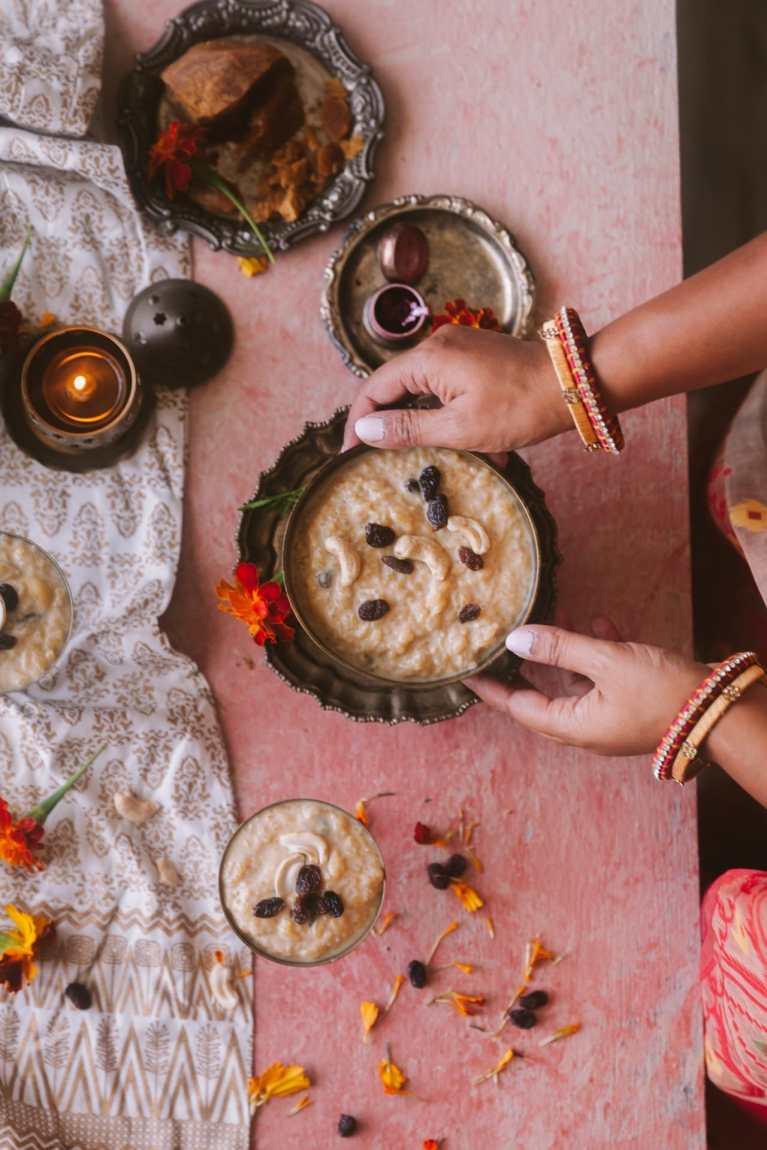 Bengali Rice Pudding