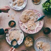 Chitoi Pitha (Steamed Pancakes)