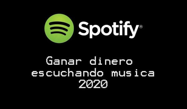 Ganar dinero escuchando música con Spotify Playlists 2020