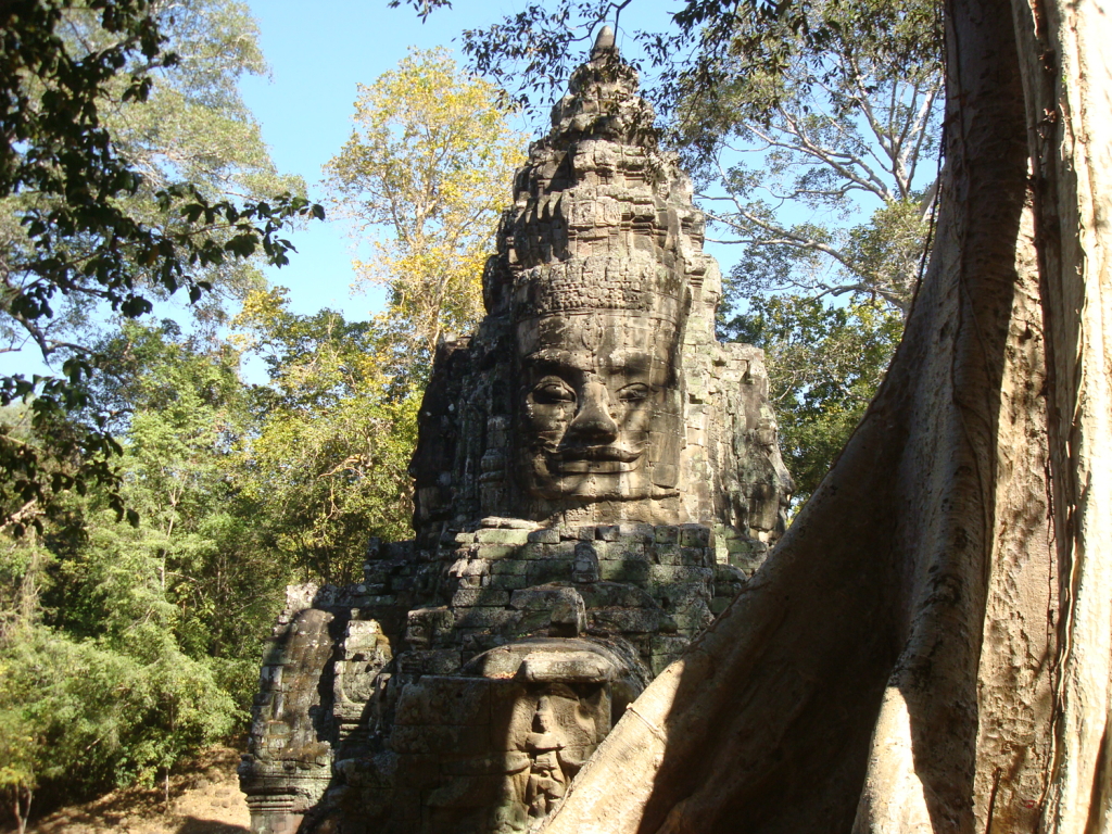 Play golf in Siem Reap and visit the famous Angkor Wat temples.