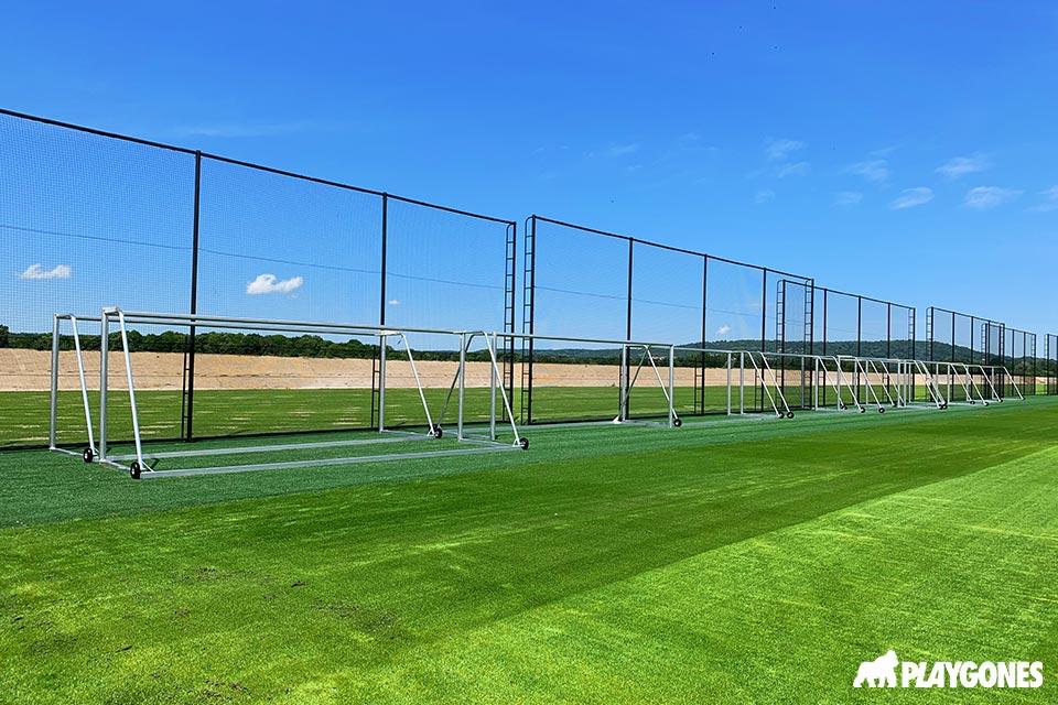 Buts de football sur le stade du FC Metz