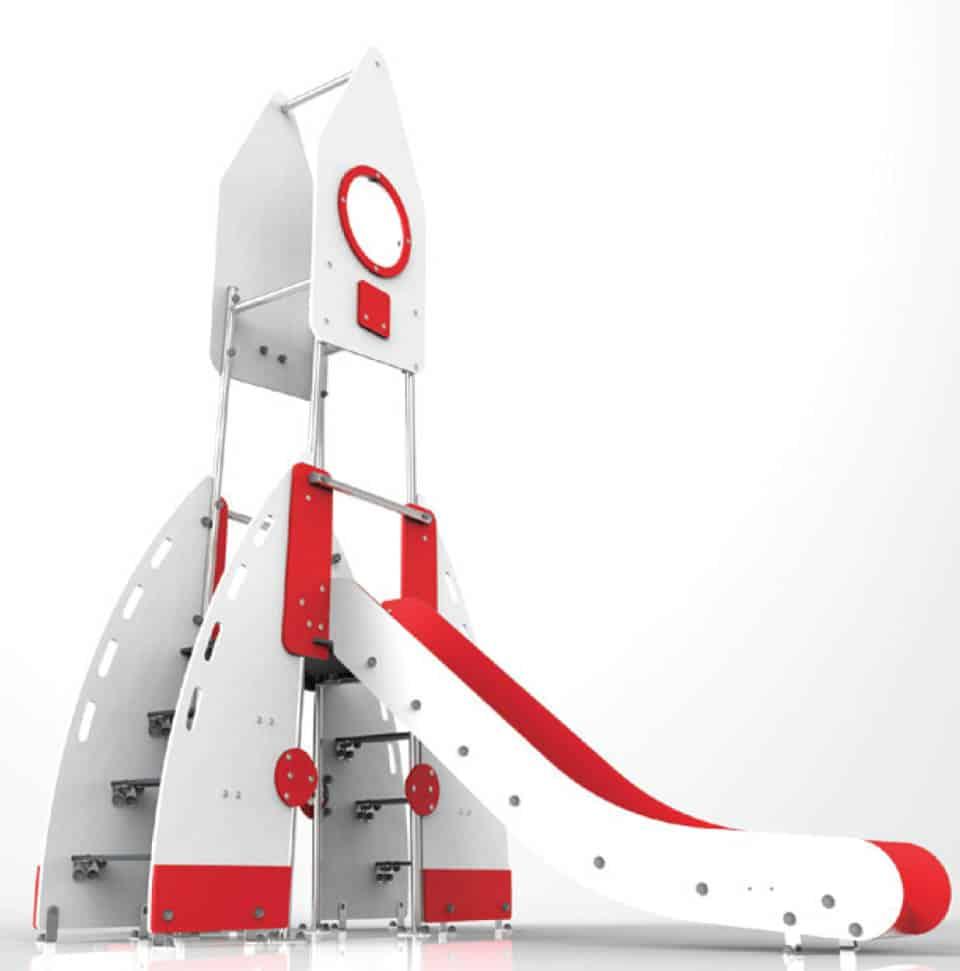L'espace - 5 Aires de jeux remarquables