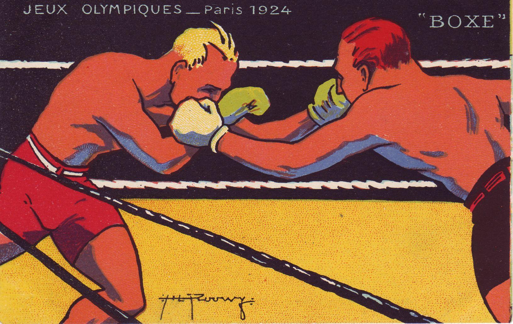 En boxe anglaise les États-Unis dominent les jeux devant les boxeurs britanniques avec 6 médailles . La France n'en remportera qu'une : en bronze.