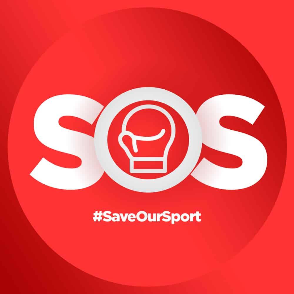 SOS Boxe - #saveoursport