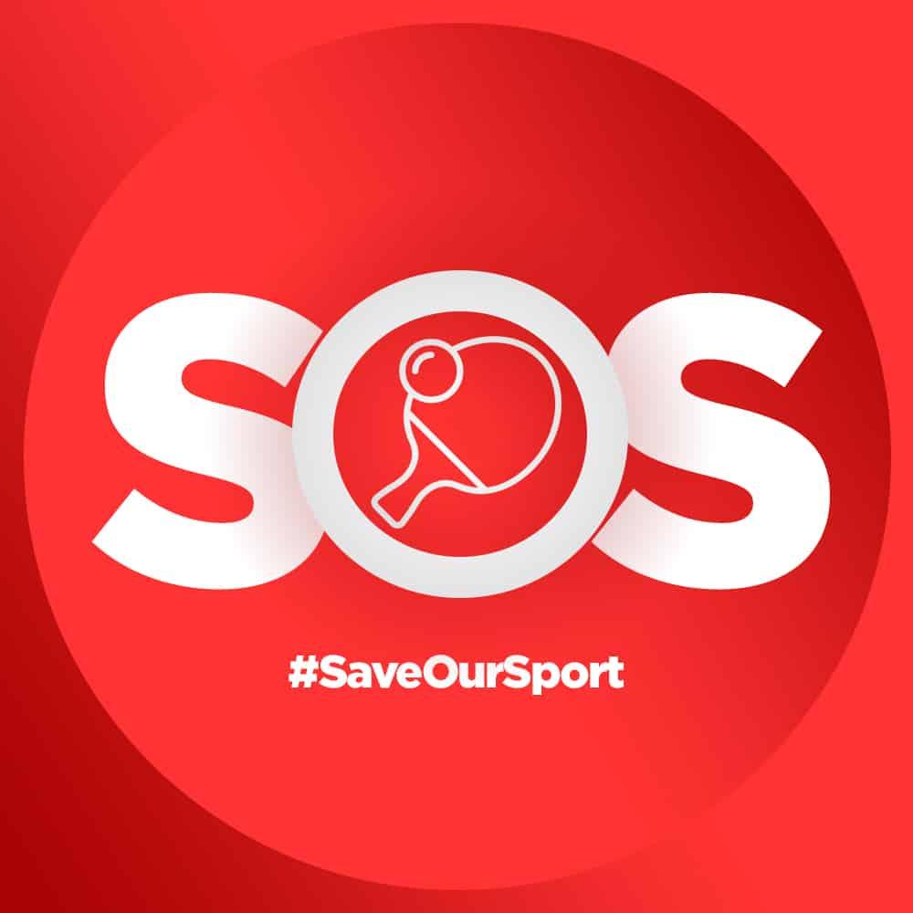 SOS Tennis de Table - #saveoursport