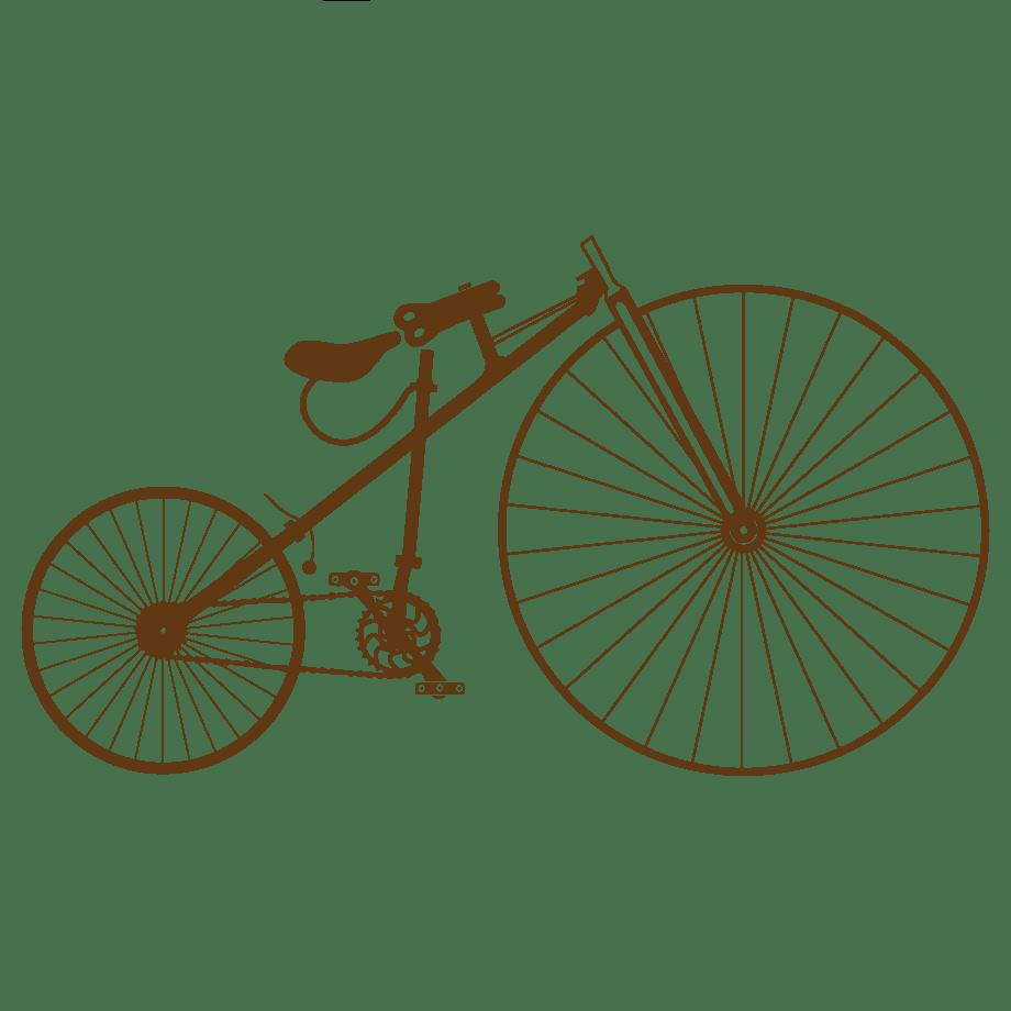 La bicyclette de Lawson