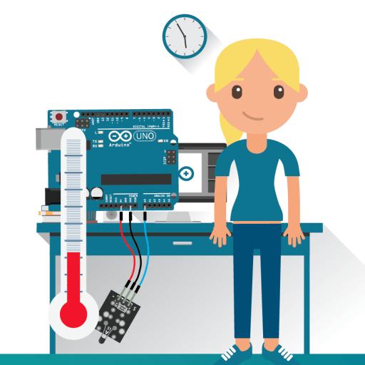 Créer un thermomètre avec Arduino