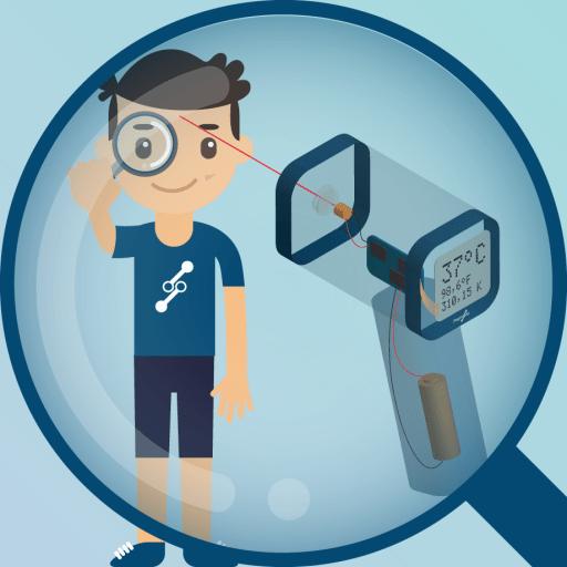 Comment fonctionne un thermomètre infrarouge ?