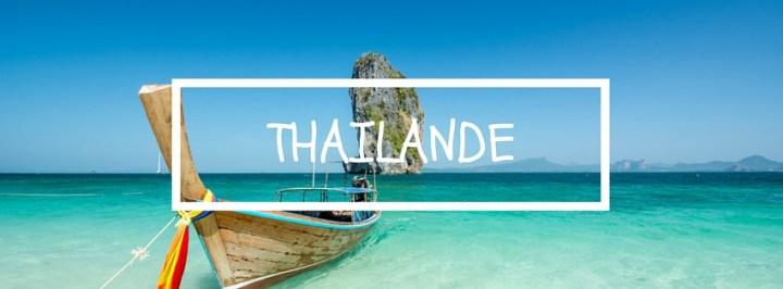 Thailande bannière