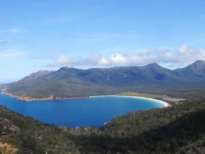 © Romain Dondelinger Tasmanie Winglass Bay 4