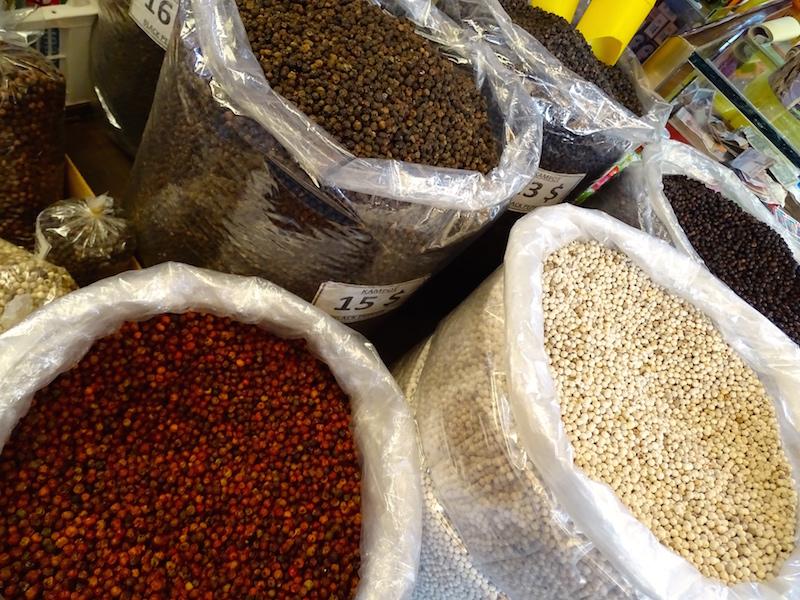 Du poivre de kampot au cambodge