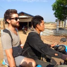En moto-taxi
