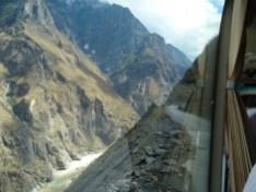 Derniers paysages depuis le bus de retour