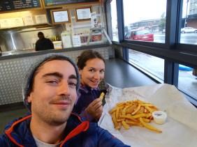 Fish & Chips pour se réchauffer