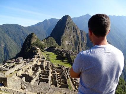 Machu Picchu, 2 430m