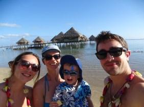 A Tahiti avec Elo