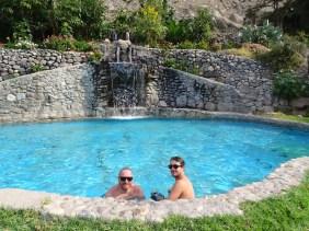 Oasis de Sangalle, Canyon del colca