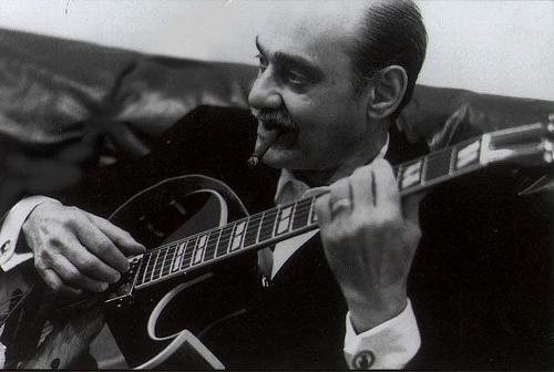 joe pass, jazz guitar lesson