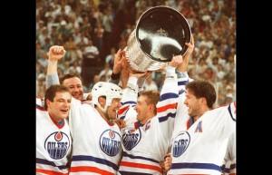 3 con Gretzky arrivano 4 Stanley