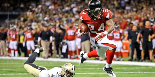 Image result for falcons saints