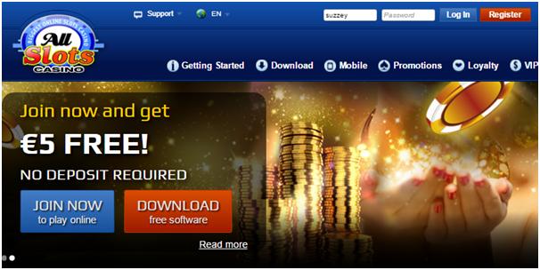 All slots casino 5 free real money free slots