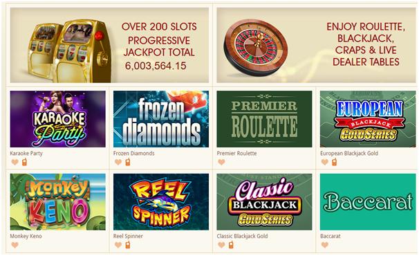 R V Casino Games