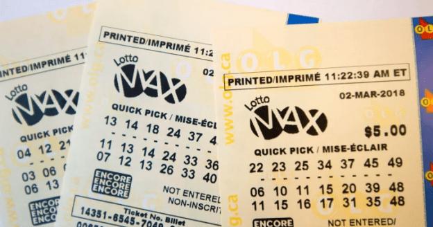 Lotto Max Lottery Canada