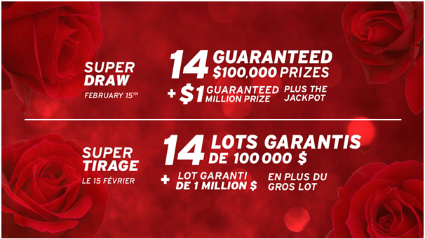 Lotto 649 Guaranteed prize