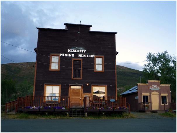 Keno City Mining Museum