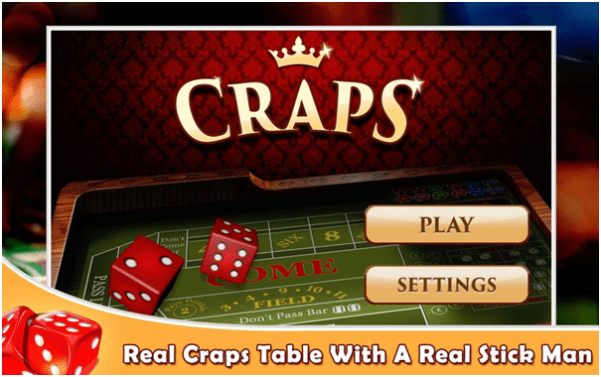 Craps for Android