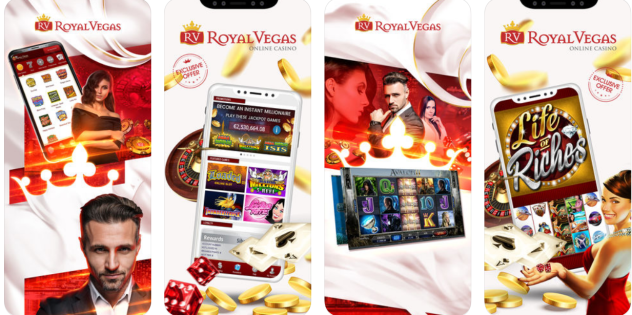 Royal Vegas Casino app