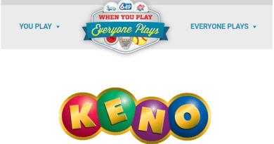 How to play Keno in Nunavut