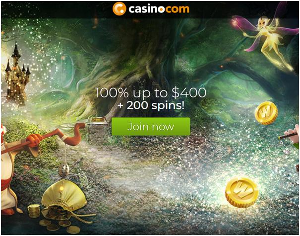 Casino.com Keno