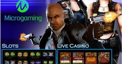 Microgaming keno casinos