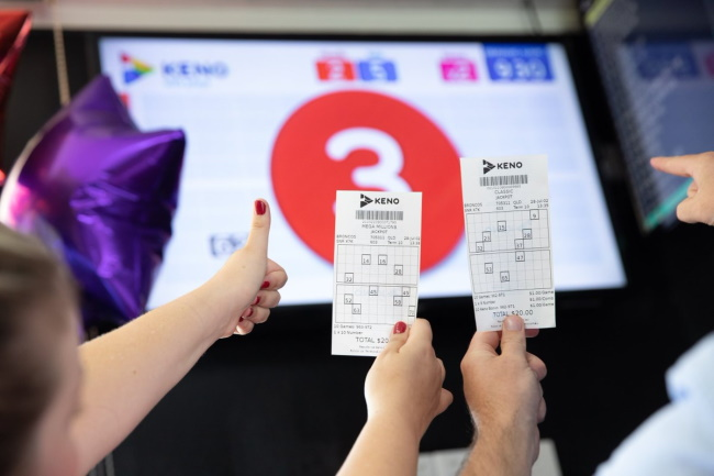 Penrith Woman Win Big in Keno using Late Relatives Numbers