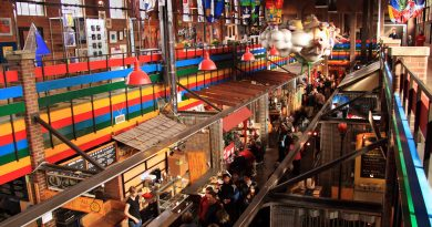 6 World Famous Markets in Canada