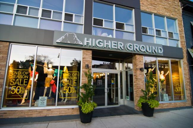 Higher-Ground