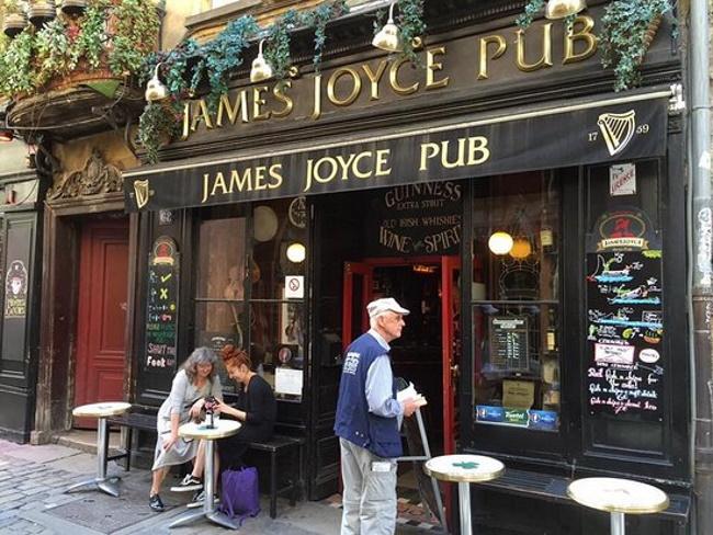 The-James-Joyce-Pub