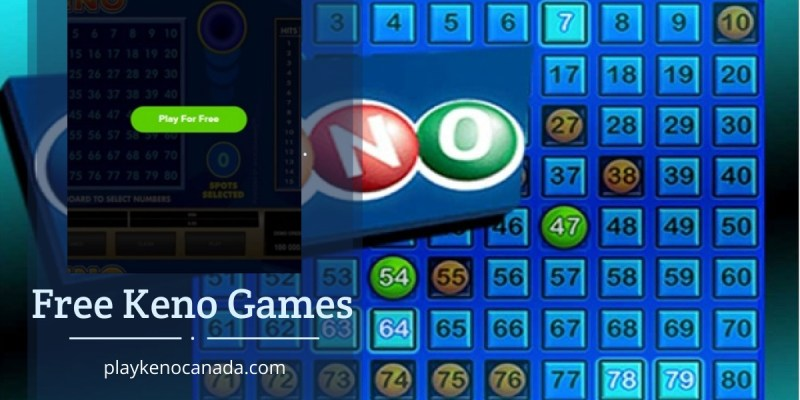 Free Keno Games in Canada