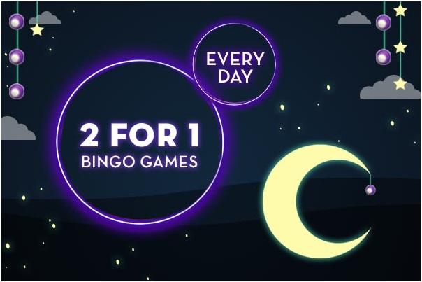 Bingo bonus offers