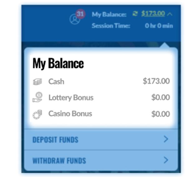 7 Day deposit limit at OLG