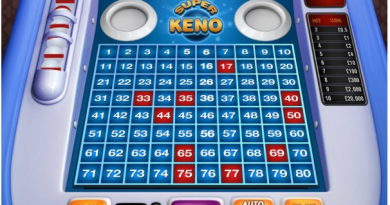 How to play Super Keno
