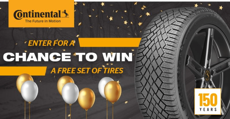 Contests to win tires