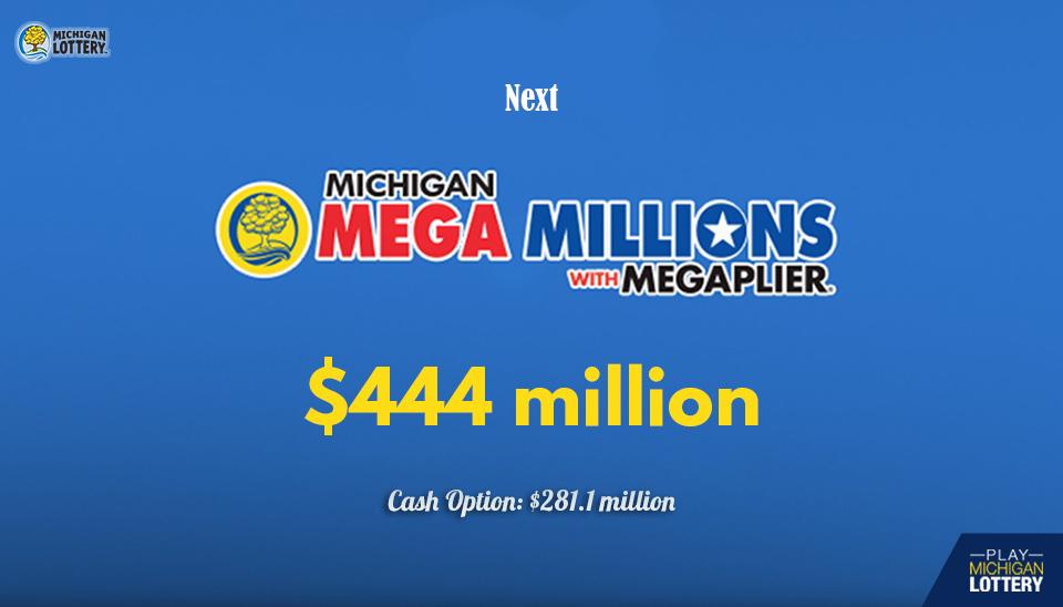 Mega Millions May 28 Drawing - PlayMichiganLottery.com