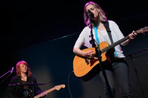 Music Review: Katie Herzig on the PlayLive Stage 5/9 ...