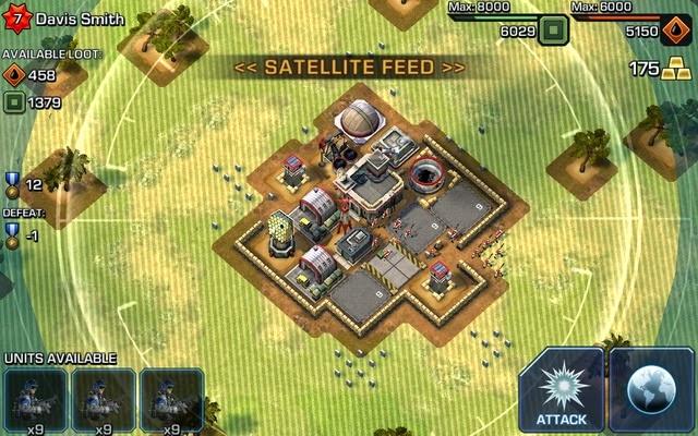 Get a Bird's Eye View - Satellite Feed
