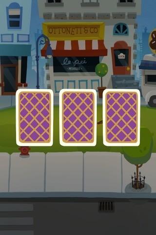 Tap a Tarot Card