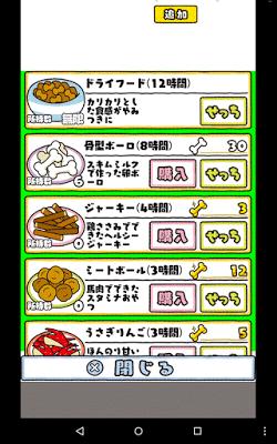 Dog Food List