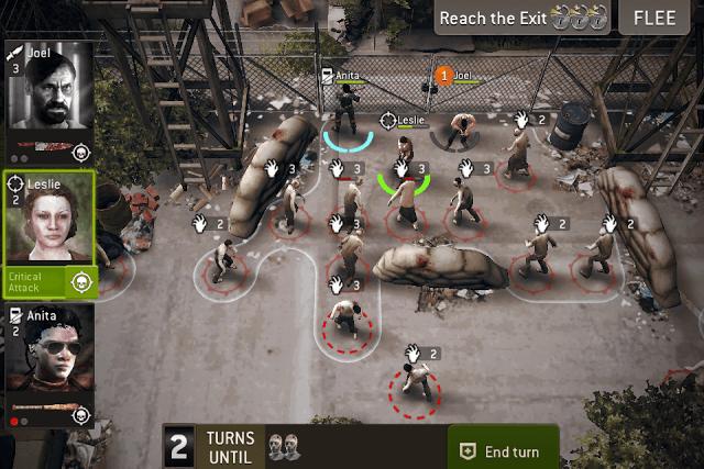 So Many Walkers